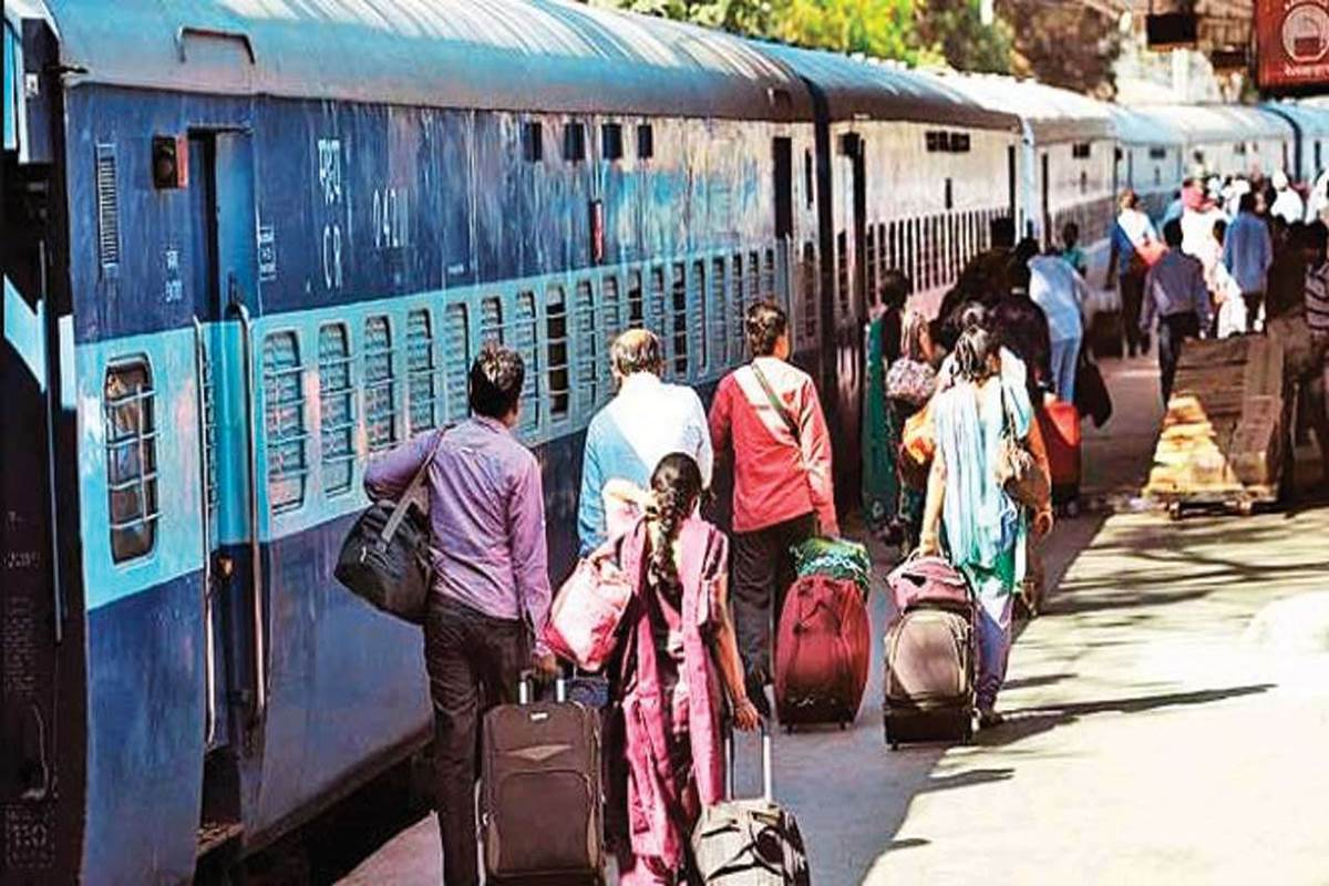 Telangana Chief Minister opposes resumption of train services now