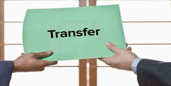 Haryana government issues transfer order of 11 IAS officers