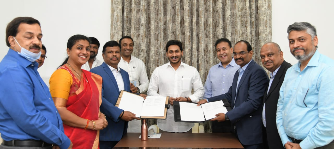 Andhra Pradesh government signs Bhogapuram airport deal with GMR