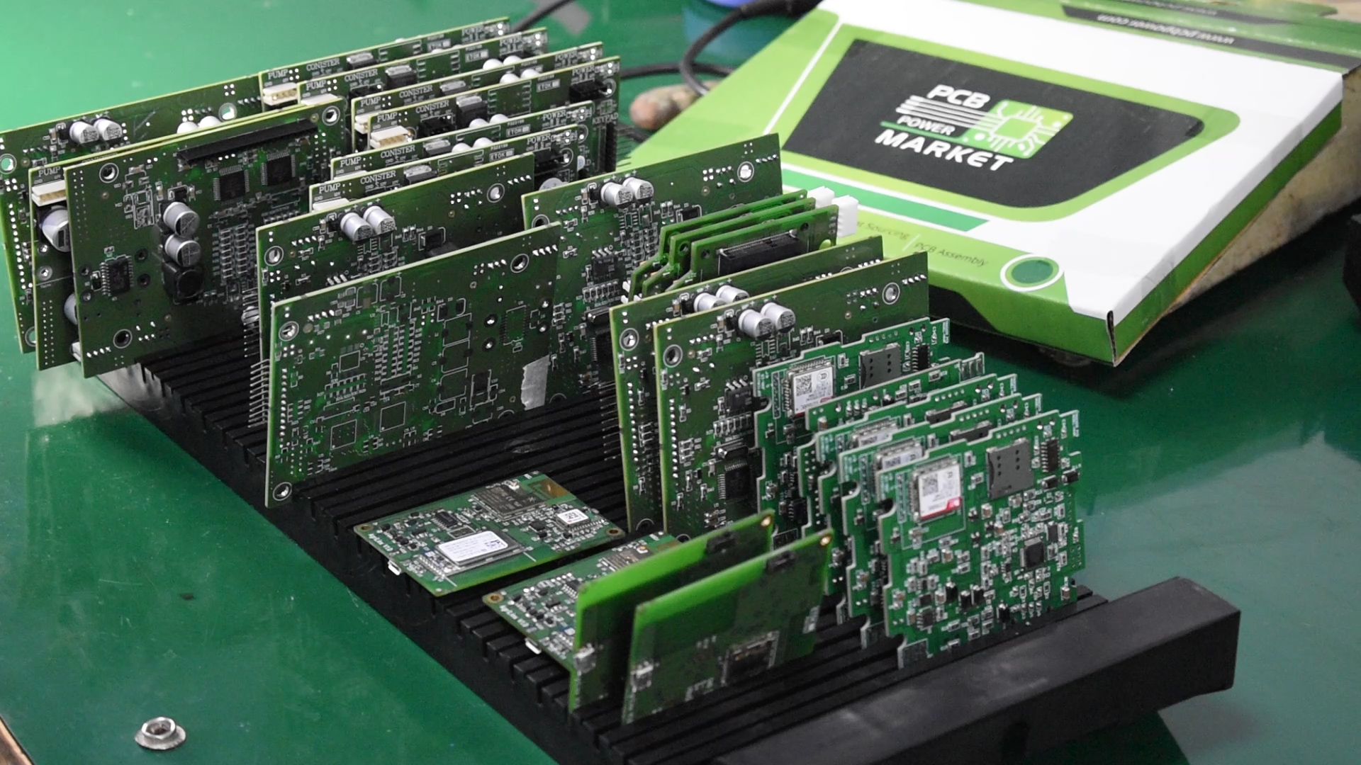 Trilogy of Schemes to Script a Global Chapter in Electronics Manufacturing