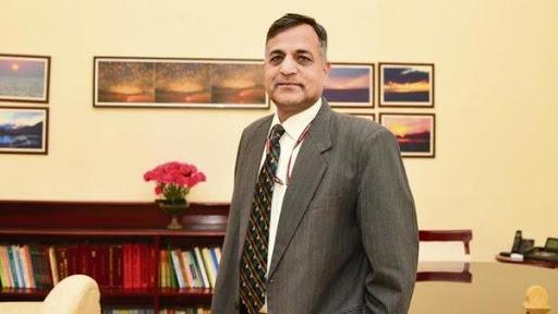 Ashok Lavasa named as new ADB vice-president