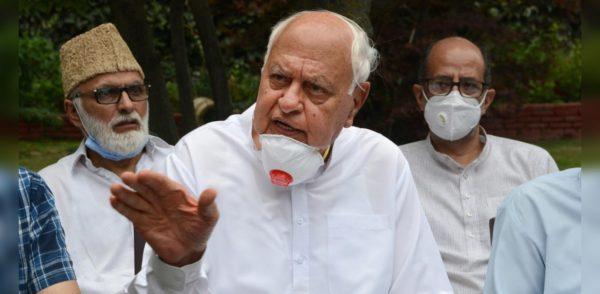 We are not anyone's puppets: Farooq Abdullah's retort to Pakistan