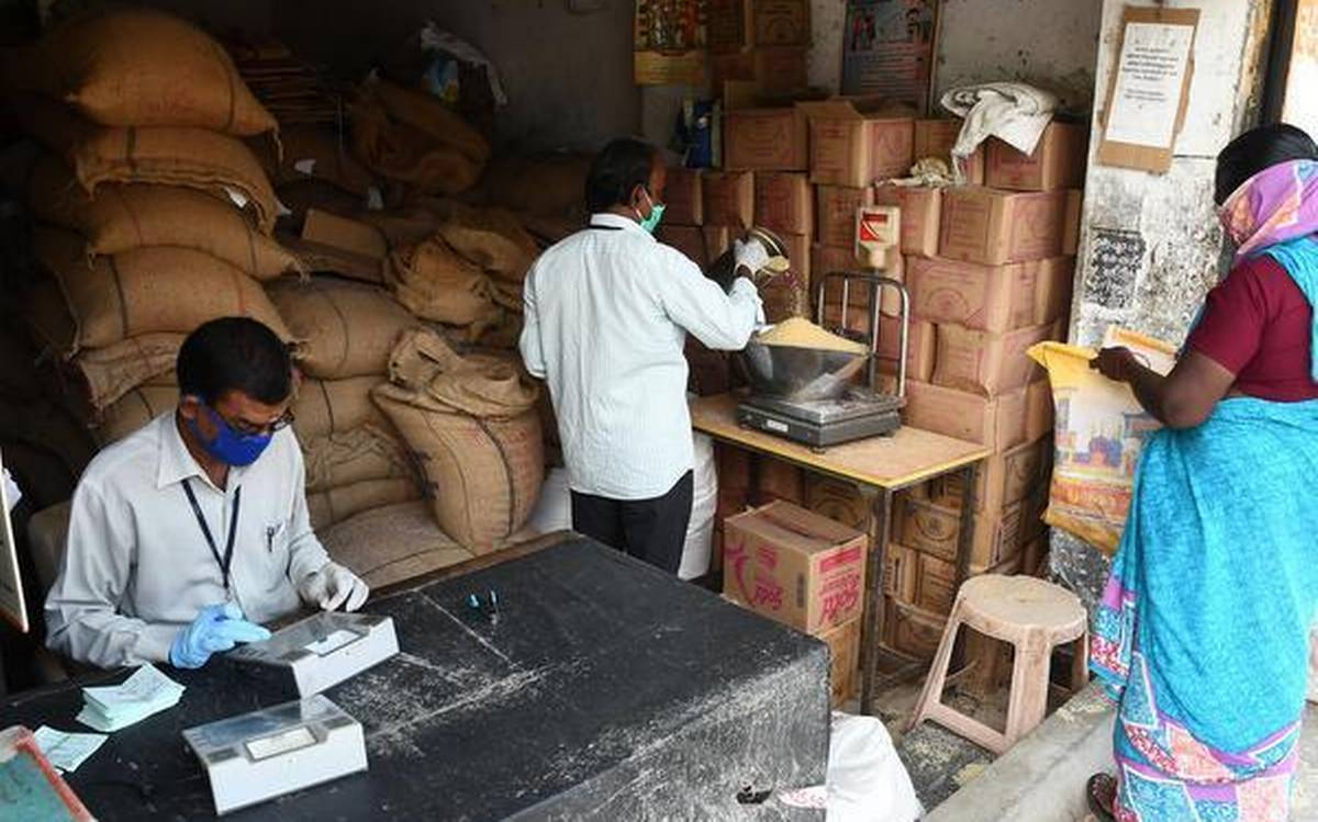 Four more States and UTs linked with One Nation One Ration Card scheme today