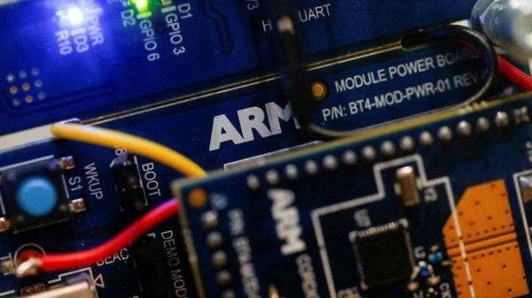 Nvidia close to acquiring chip maker ARM for $40 billion: Report