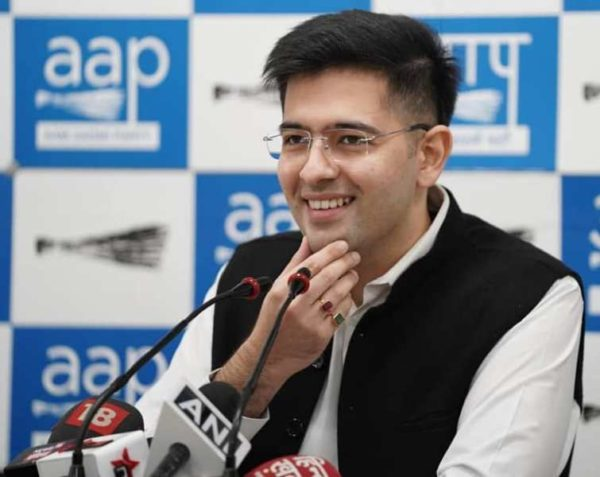 AAP will provide homes to those displaced, if Centre can't: Raghav Chadha
