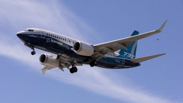 Boeing records first 737 MAX order in 2020, cancellations rise