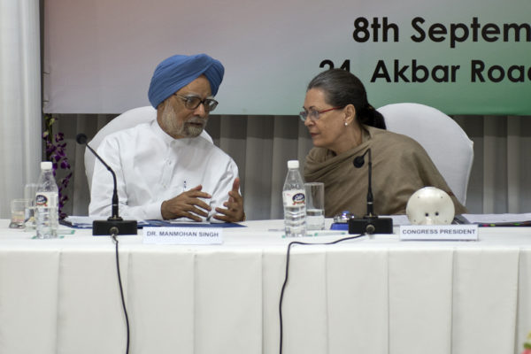 Sonia Gandhi brings a dissenter into special panel, reshuffles Congress Working Committee
