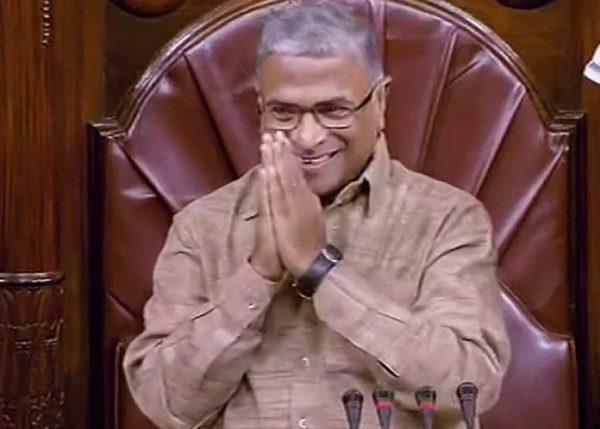 NDA candidate Harivansh Narayan Singh re-elected as Rajya Sabha Deputy Chairman