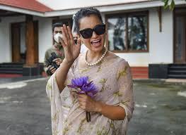 Kangana Ranaut leaves Mumbai for home state, calls her analogy about POK bang on'