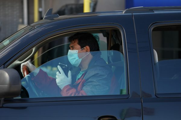 No direction issued on wearing mask while driving alone: Health Ministry