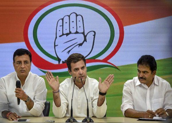 Loyalists, Team Rahul Gandhi score big in Congress rejig