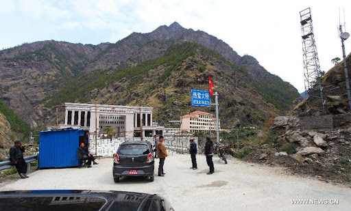 Nepal-China border point reopens after 3-week closure