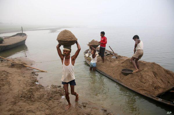 Prakash Javadekar asks states to impose and enforce strict laws to curb illegal Sand Mining