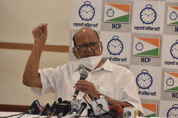 Sharad Pawar gets Income Tax notice over poll affidavits