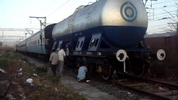 South Central Railway ships 3 crore litres milk from Aandhra Pradesh to Delhi