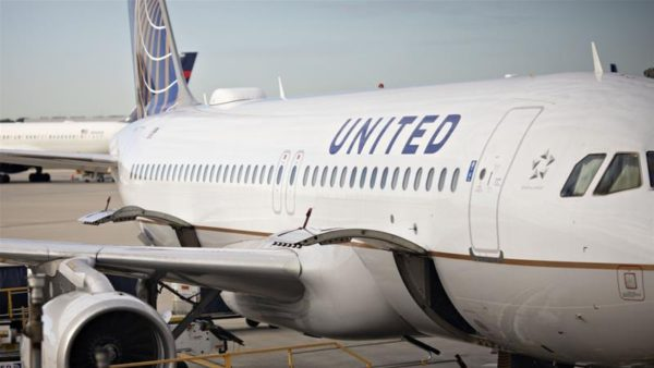 U.S. passenger airline traffic rising, but still down sharply over 2019