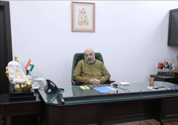 Education for all is Narendra Modi's government mission: Amit Shah