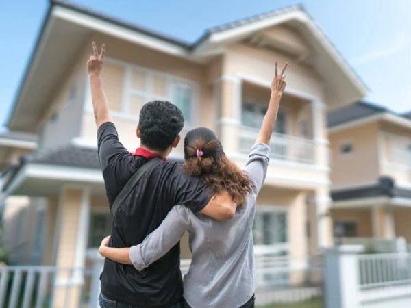Real estate looking up; gaining trust of buyers