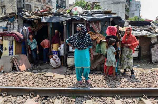Centre to Supreme Court: No removal of 48,000 jhuggis along rail tracks for now