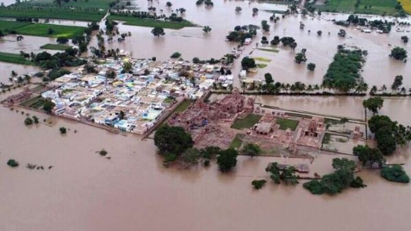 'Unprecedented' agriculture losses due to floods in Maharashtra: Sharad Pawar