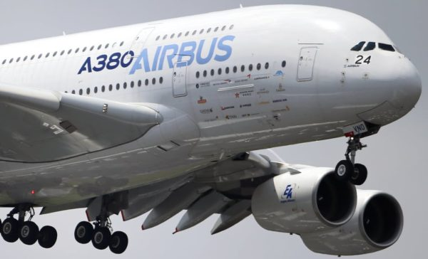 Airbus September 2020 commercial aircraft orders and deliveries