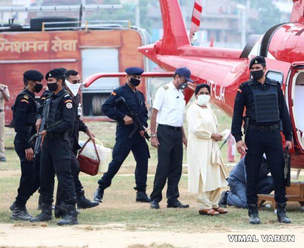 BJP gives BSP safe passage in Rajya Sabha polls