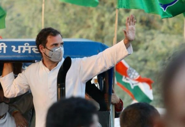 Would have thrown out China in less than 15 minutes if Congress was in power: Rahul Gandhi