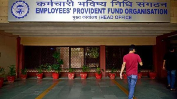 EPFO adds 10.06 lakh net subscribers in August 2020
