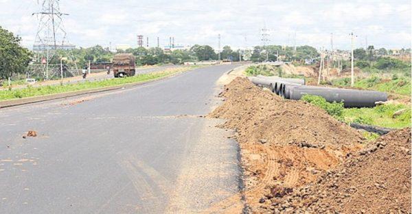 Telangana seeks Rs 500 crore from Centre for Hyderabad-Vijayawada highway