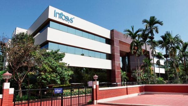 Infosys logs 20% rise in Q2 consolidated net profit