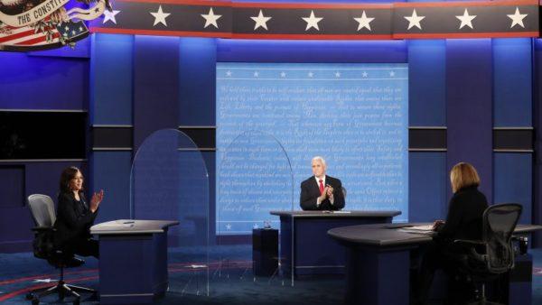 Donald Trump's pandemic record in spotlight as Kamala Harris, Mike Pence trade blows at VP debate