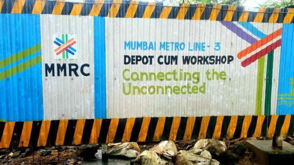 Metro car shed row: Shiv Sena asks if BJP 'working' for builders