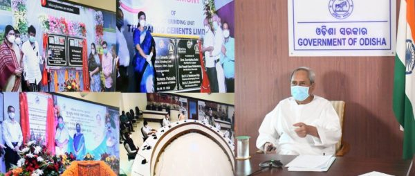 Naveen Patnaik launches 12 projects worth Rs 8,796 crore in Odisha