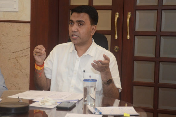 Goa Chief Minister Pramod Sawant to chair meeting next week to resolve mining deadlock