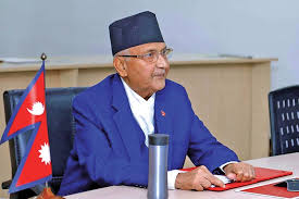 Nepal PM KP Sharma Oli's office rejects claims of using country's old map in Dussehra greeting