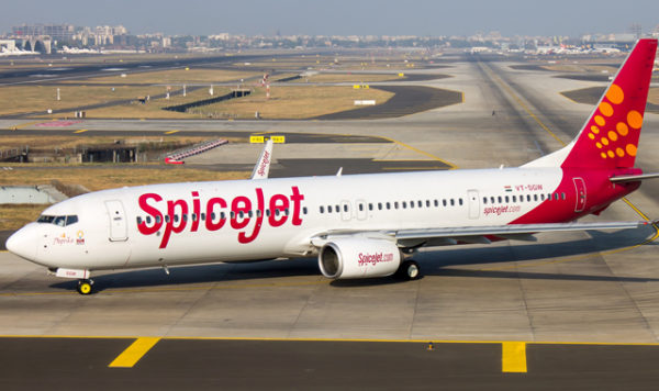 SpiceJet to commence flight services to Muscat