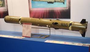 India successfully tests anti-tank guided missile Nag, ready for induction in Army