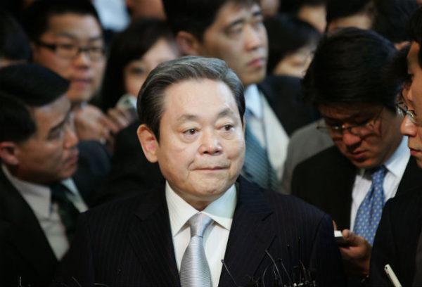 Samsung's Lee Kun-hee leaves behind $21 billion wealth for inheritance