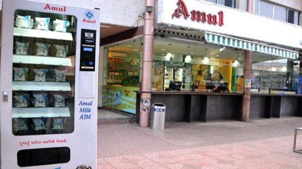 Amul to begin milk procurement in Andhra from Nov 20