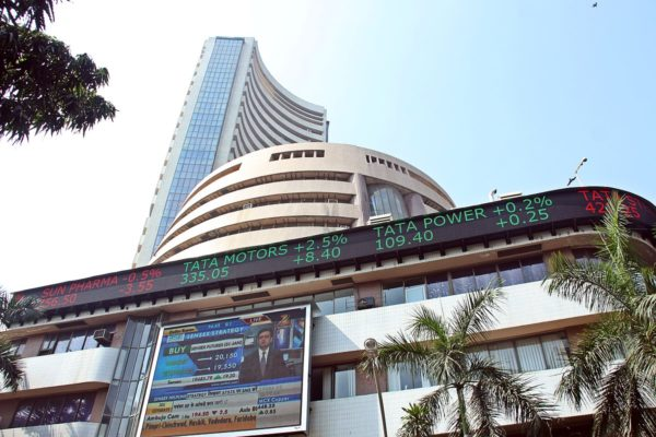 Sensex, Nifty end with weekly gain as bank, finance stocks firm up