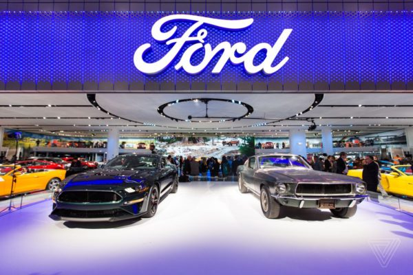 Ford to revamp Detroit book warehouse into innovation hub