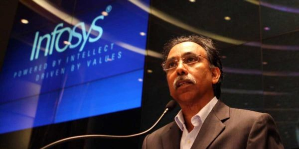 Infosys co-founder S D Shibulal gets over 400,000 shares as gift