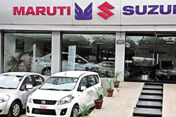 Maruti Suzuki's October sales grow 19% to 1.8 lakh units