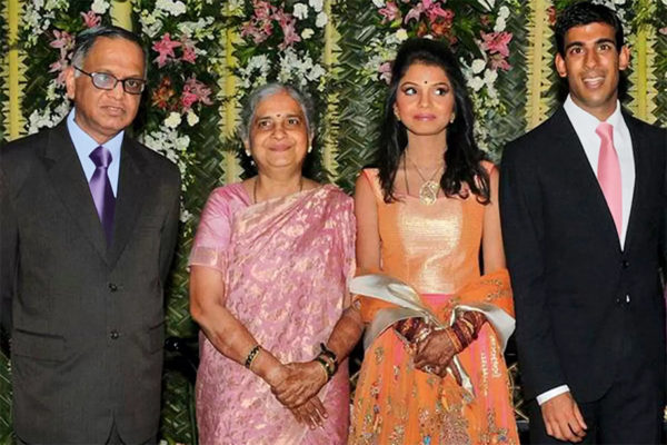 Narayana Murthys son-in-law in row over not declaring wife's wealth in UK ministerial register: Report