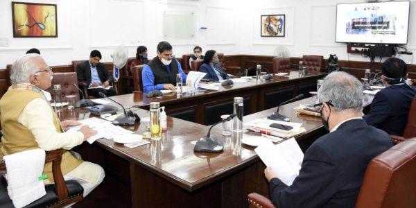 Manohar Lal Khattar invites Singapore investments in Haryana