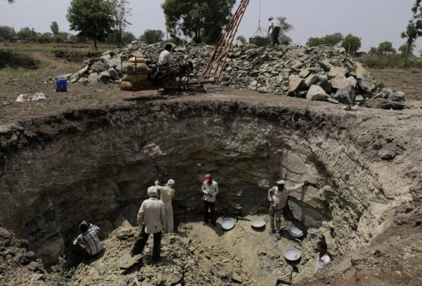 Groundwater levels go up in all 8 Marathwada districts