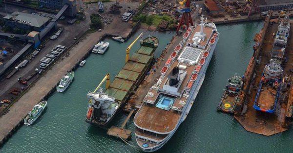 Goa government will reduce coal handling at Mormugao Port Trust
