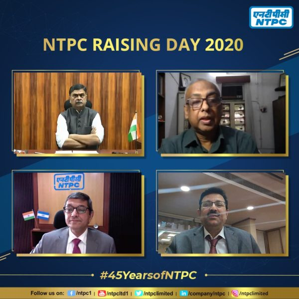 NTPC is shaping well for the future with its diversification plans: Power Minister