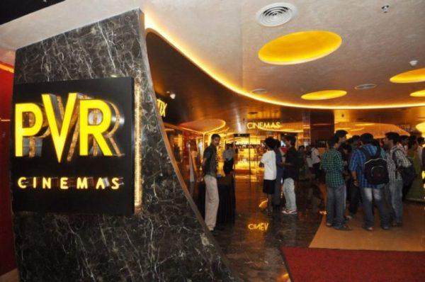 PVR Cinemas reopen its theatres in Maharashtra