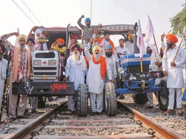 Rail services resume in Punjab, says Piyush Goyal